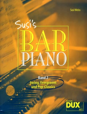 Susi's bar piano volume 2 Partition Jazz - laflutedepan