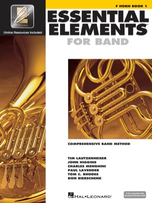 Essential Elements for Band - Book 1 - French Horn - laflutedepan.com