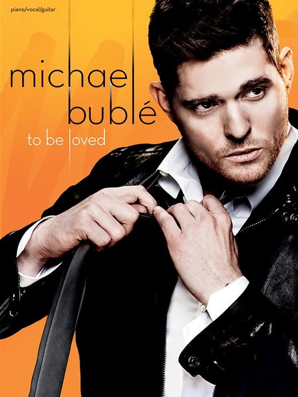 To be loved - Michael Bublé - Partition - Jazz - laflutedepan.com