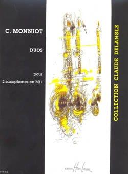 Duos Pour 2 Saxophones En Mib Christophe Monniot laflutedepan