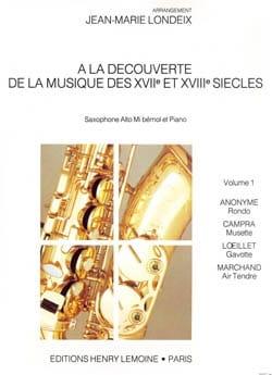 A la Découverte Volume 1 - Partition - laflutedepan.com