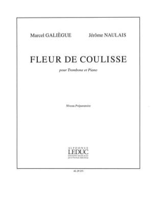 Fleur de Coulisse Galiègue M. / Naulais J. Partition laflutedepan