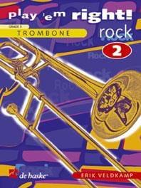 Play 'em right! - Rock 2 Erik Veldkamp Partition laflutedepan