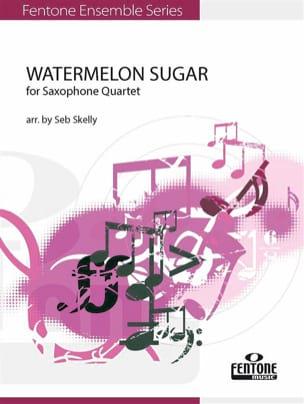 Watermelon Sugar - Harry Styles - Partition - laflutedepan.com