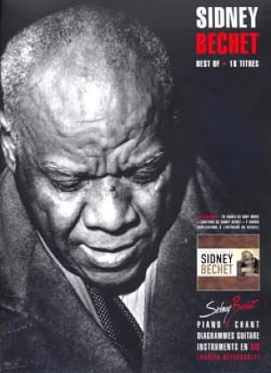 Best Of - Sidney Bechet - Partition - Clarinette - laflutedepan.com