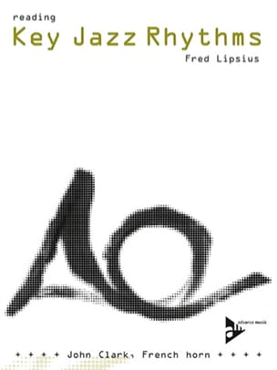 Reading Key Jazz Rhythms Fred Lipsius Partition Cor - laflutedepan
