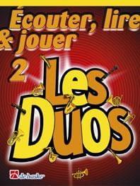 Ecouter Lire et Jouer - Les duos Volume 2 - 2 Cors laflutedepan