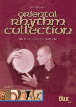 Oriental rhythm collection Rüdiger Maul Partition laflutedepan