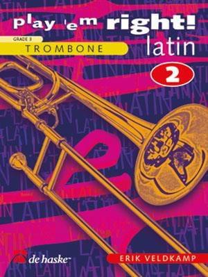 Play 'em right! - Latin 2 - Erik Veldkamp - laflutedepan.com