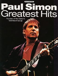 Greatest Hits Paul Simon Partition Pop / Rock - laflutedepan