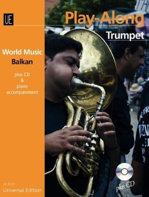 World music Balkan play-along trumpet Traditionnel laflutedepan