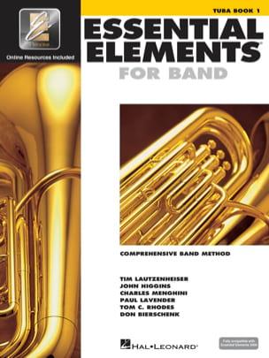 Essential Elements for Band - Book 1 - Tuba - laflutedepan.com