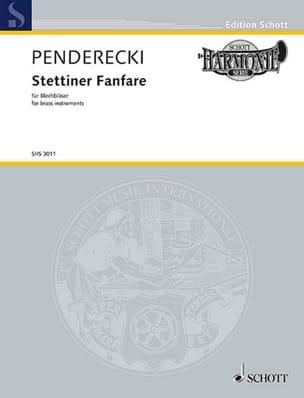 Stettiner Fanfare - Ensemble de Cuivres PENDERECKI laflutedepan
