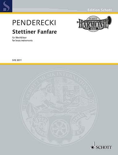Stettiner Fanfare - Ensemble de Cuivres - laflutedepan.com