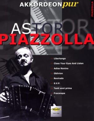 Akkordeon Pur - Astor Piazzolla 1 Astor Piazzolla laflutedepan