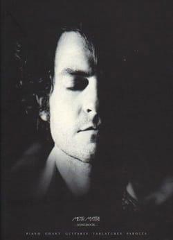 Matthieu Chedid -M- Mister Mystery - Partition - di-arezzo.co.uk