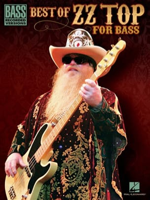 Best of ZZ top ZZ Top Partition Pop / Rock - laflutedepan