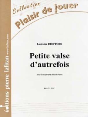 Petite Valse D' Autrefois - Lucien Contois - laflutedepan.com
