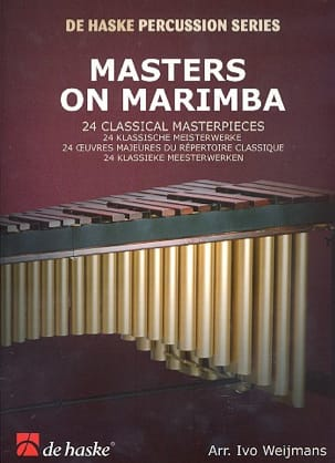 Master On Marimba Partition Marimba - laflutedepan