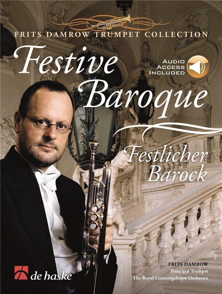 Festive Baroque - Partition - Trompette - laflutedepan.com
