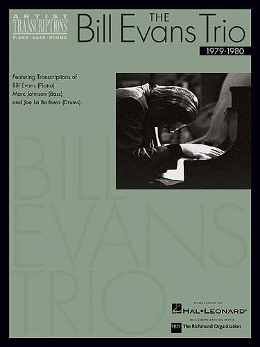 The Bill Evans Trio - 1979-1980 - Bill Evans - laflutedepan.com