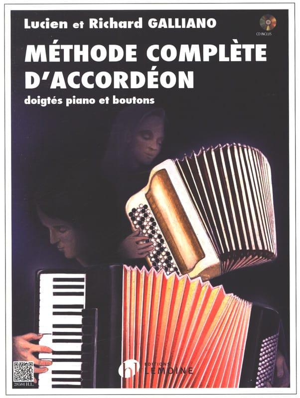 Méthode Complète D' Accordéon - laflutedepan.com