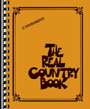 The Real Country Book - C Instruments - laflutedepan.com
