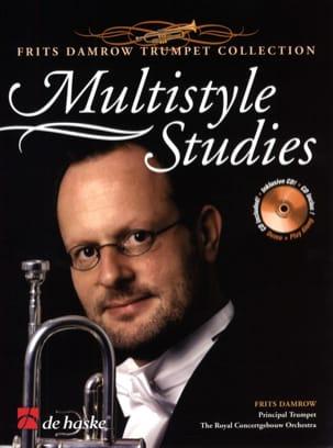 Multistyle Studies Frits Damrow Partition Trompette - laflutedepan