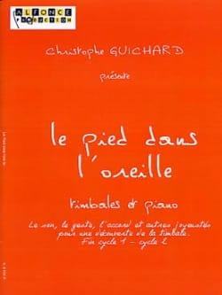 Le Pied dans L' Oreille Christophe Guichard Partition laflutedepan