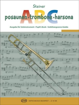 Trombone ABC Partition Trombone - laflutedepan