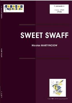 Sweet Swaff Nicolas Martynciow Partition laflutedepan