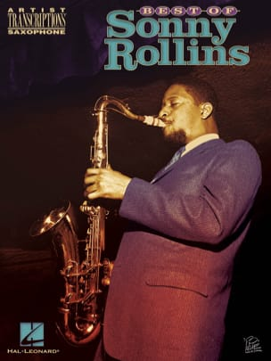 Best Of Sonny Rollins Sonny Rollins Partition Saxophone - laflutedepan