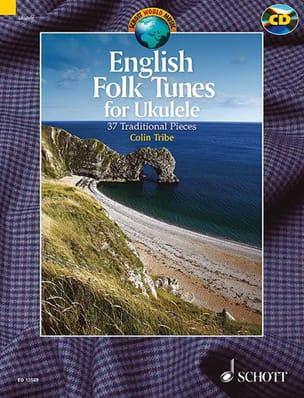 Traditionnel - Canciones populares inglesas para Ukulele - Partition - di-arezzo.es