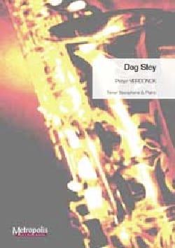 Dog sley Peter Verdonck Partition Saxophone - laflutedepan
