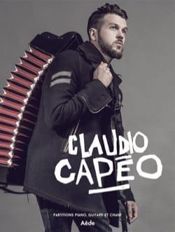 Claudio Capeo CLAUDIO CAPEO Partition Chanson française - laflutedepan