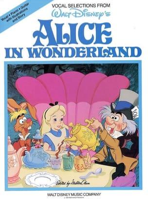 Alice Au Pays des Merveilles DISNEY Partition laflutedepan