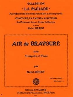 Michel Mériot - Air of Bravery - Partition - di-arezzo.com