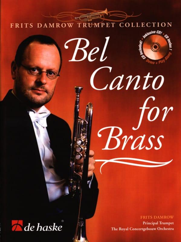 Bel Canto For Brass - Partition - Trompette - laflutedepan.com