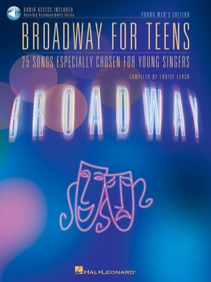 Broadway for teens - Young men's edition - laflutedepan.com