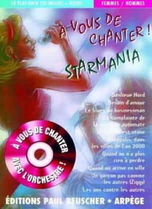 A Vous de Chanter Starmania - Homme & Femme - laflutedepan.com