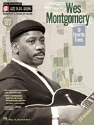Jazz play-along volume 137 - Wes Montgomery - laflutedepan.com