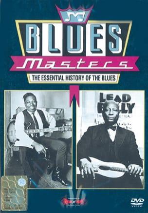 DVD - Blues Masters - Partition - Guitare - laflutedepan.com