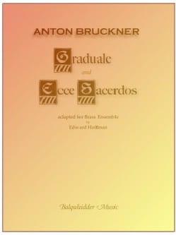 Graduale and Ecce Sacerdos BRUCKNER Partition laflutedepan