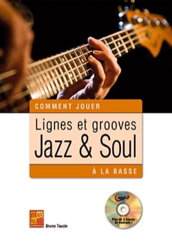 Lignes et grooves jazz & soul à la basse Bruno Tauzin laflutedepan