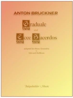 Graduale and Ecce Sacerdos - BRUCKNER - Partition - laflutedepan.com