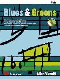 Blues & Greens Allen Vizzutti Partition laflutedepan