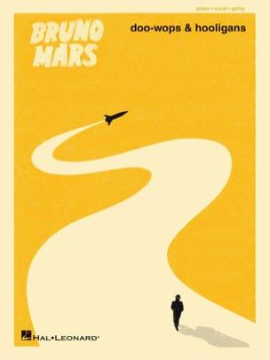 Doo-Wops & Hooligans Bruno Mars Partition Pop / Rock - laflutedepan