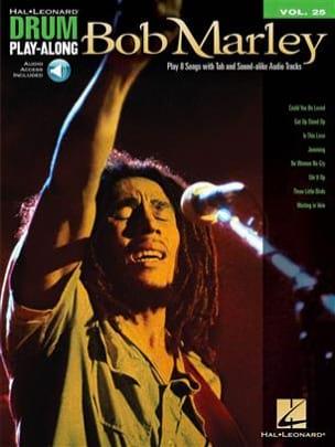 Drum play-along volume 25 - Bob Marley Bob Marley laflutedepan
