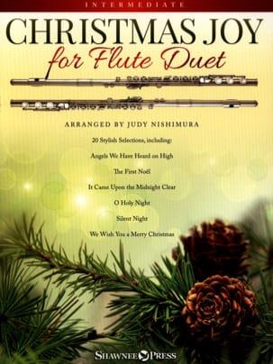 Christmas Joy for Flute Duet Noël Partition laflutedepan