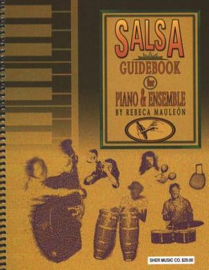 Salsa Guide Book For Piano Ensemble Rebeca Mauléon laflutedepan